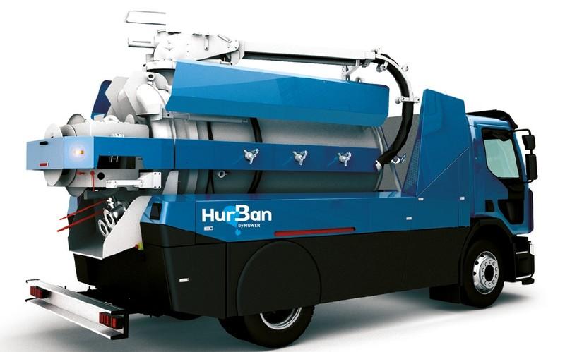 L'HURBAN, l'hydrocureur 2.0